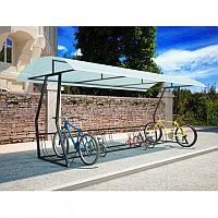 Велопарковка | Велопаркинг | Стоянка для велосипедов