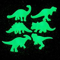 """Набор светящегося декора """"Динозавры"""""""
