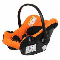 BAMBOLA Удерживающее устройство для детей 0-13 кг NAUTILUS Черный/Оранжевый (3 шт в кор)