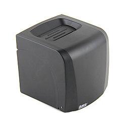 Бумагодержатель настенный (черный) FX091