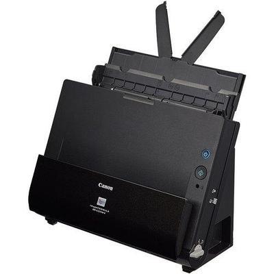 Сканер Canon imageFORMULA DR-C225W II, A4, 600x600dpi, 25ppm, 1500 скан/день, ADF, Wi-Fi, USB 2.0
