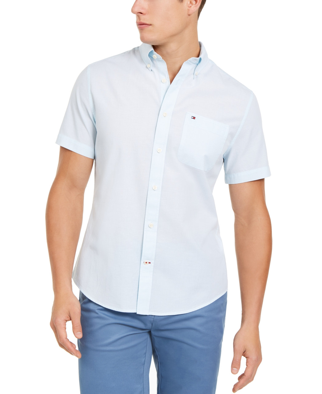 Tommy Hilfiger   Мужская рубашка - А4
