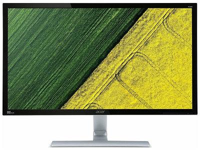 "Монитор 28"" Acer RT280K bmjdpx, DP,2хHDMI,Black"
