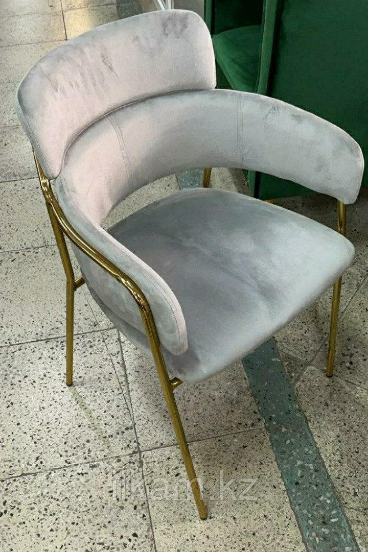 Стул кресло бархат - фото 2
