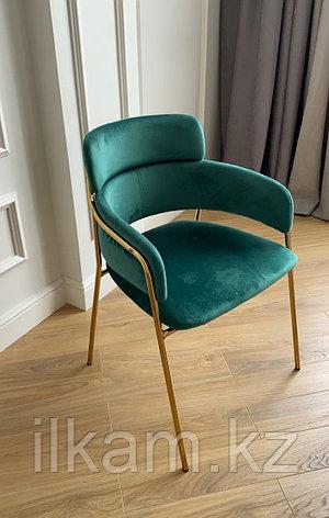 Стул кресло бархат, фото 2