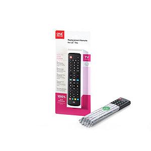 Пульт управления One For All URC4911 для телевизоров LG
