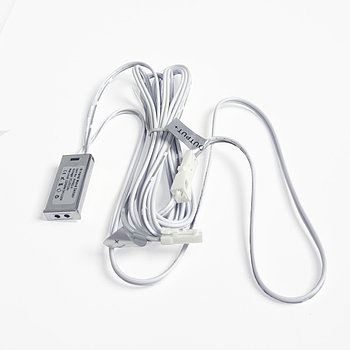 Контроллер FVH02-A серебро 60W IR HAND SENSOR для профиля on/off dim 10-100 (от движ. руки)