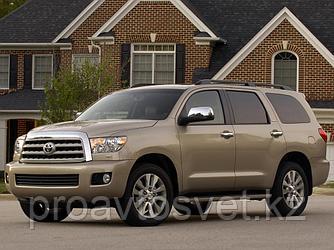Доводчик дверей (присоски) для Toyota Sequoil (2008-2012)