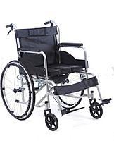 Универсальная кресло-коляска, для инвалидов 18кг, Глубина сиденья (± 5%) 44 см