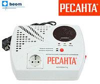 Стабилизатор напряжения электронный (релейный) 500Вт - Ресанта ACH-500Н/1-Ц - настенный