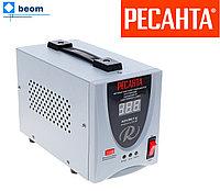 Стабилизатор напряжения электронный (релейный) 500 Вт - Ресанта ACH-500/1-Ц, фото 1