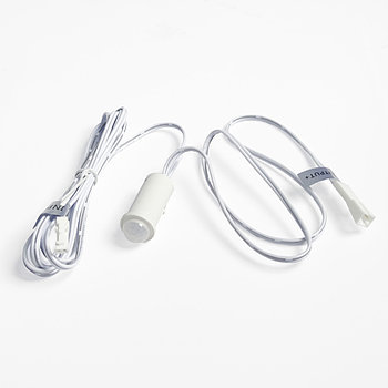 Контроллер FPM05-A белый 60W PIR SENOR накладной/встраиваемый auto on/off 30 sec (от движения 2,4м)