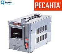 Стабилизатор напряжения электронный (релейный) 1 кВт - Ресанта ACH-1000/1-Ц