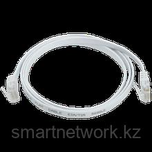 Коммутационный шнур плоский кат.6 UTP 1м