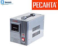 Стабилизатор напряжения электронный (релейный) 1,5 кВт - Ресанта ACH-1500/1-Ц, фото 1