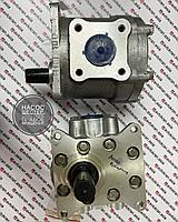 Насос шестеренный НШ-100