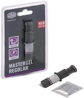 Термопаста Cooler Master MASTERGEL REGULAR, серый