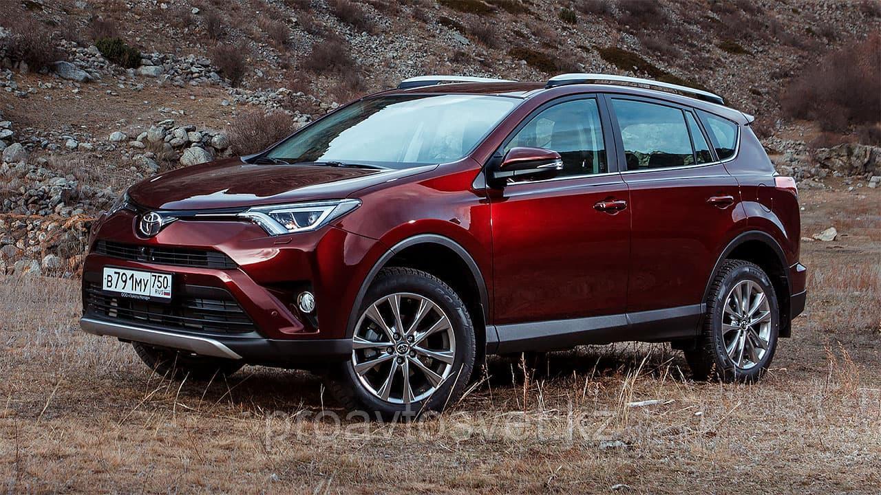 Доводчик дверей (присоски) для Toyota RAV4 (2017-2020)