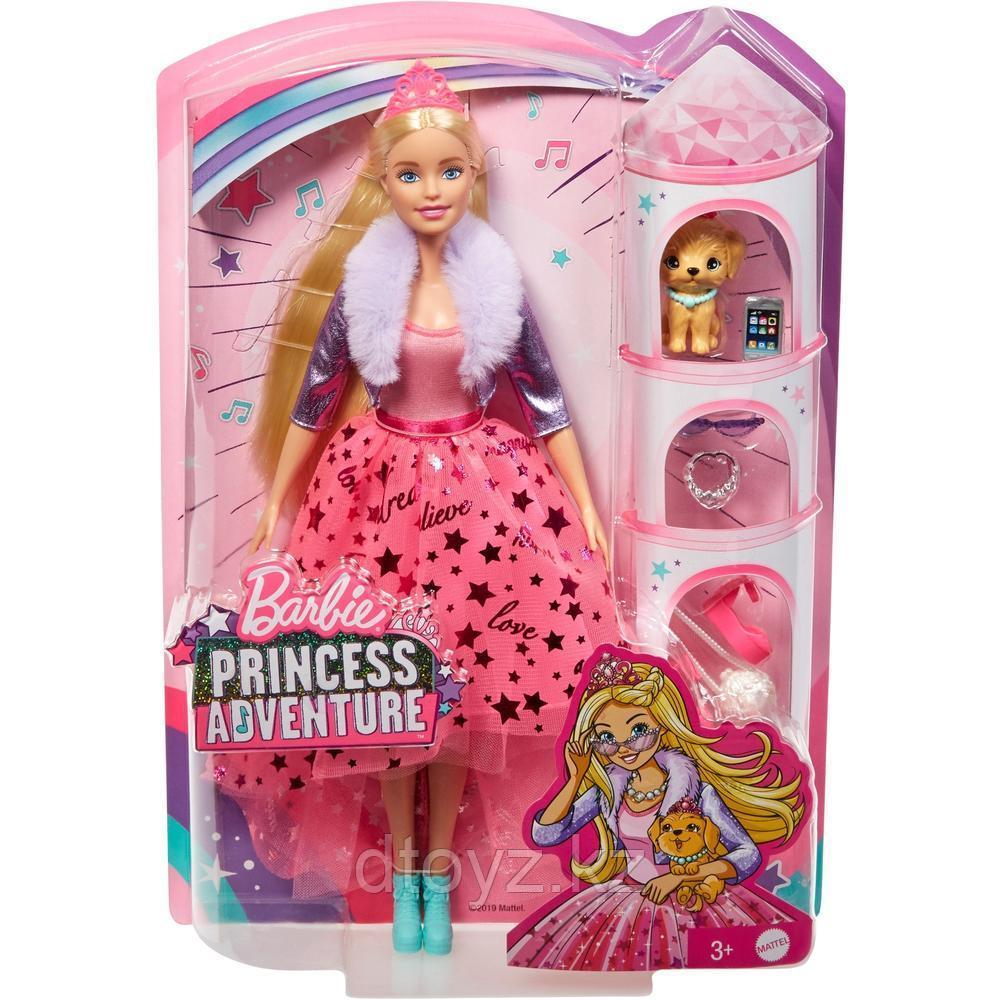 Barbie Приключения принцессы Нарядная принцесса GML75