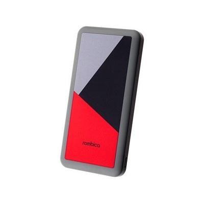 Мобильный аккумулятор Rombica Bright 3C красный