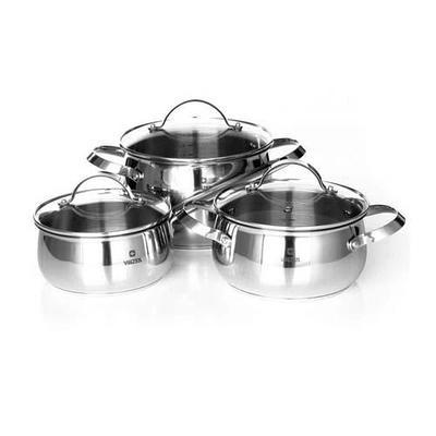 Набор посуды VINZER Culinaire 89030, 6 предметов