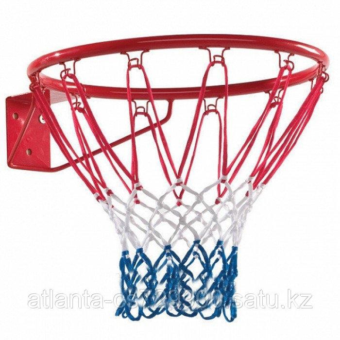 Кольцо баскетбольное с сеткой S-R2