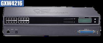 IP шлюз Grandstream GXW4216 (16FXS)