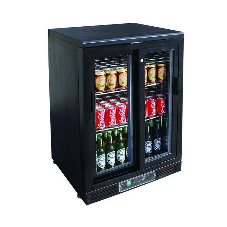 Витрина холодильная барная Koreco SC 150SD