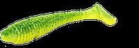 Приманка съедобная ALLVEGA Fat Bonito (VD-586=12см 13г (4шт.) цвет green oil confetti)