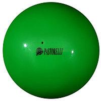 Мяч гимнастический 18 см Pastorelli New Generation FIG Зелёный