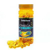 Рыбий жир Omega 3 Shiffa Home, 200 капс/1000мг