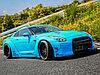 Обвес LB Performance на Nissan GTR 35