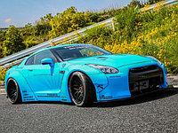 Обвес LB Performance на Nissan GTR 35, фото 1