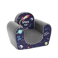 Мягкая игрушка-кресло 'Космос'