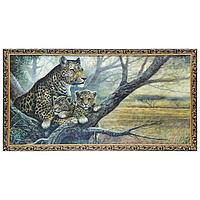 Гобеленовая картина 'Дикие кошки' 65х123 см
