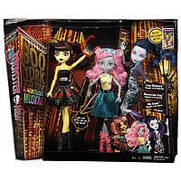 Набор кукол Монстер Хай, Monster High Boo York set of 3 dolls