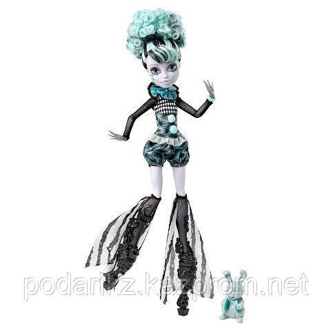 Кукла Монстр Хай Твайла, Monster High Freak du Chic - Twlya - фото 4