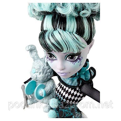 Кукла Монстр Хай Твайла, Monster High Freak du Chic - Twlya - фото 5