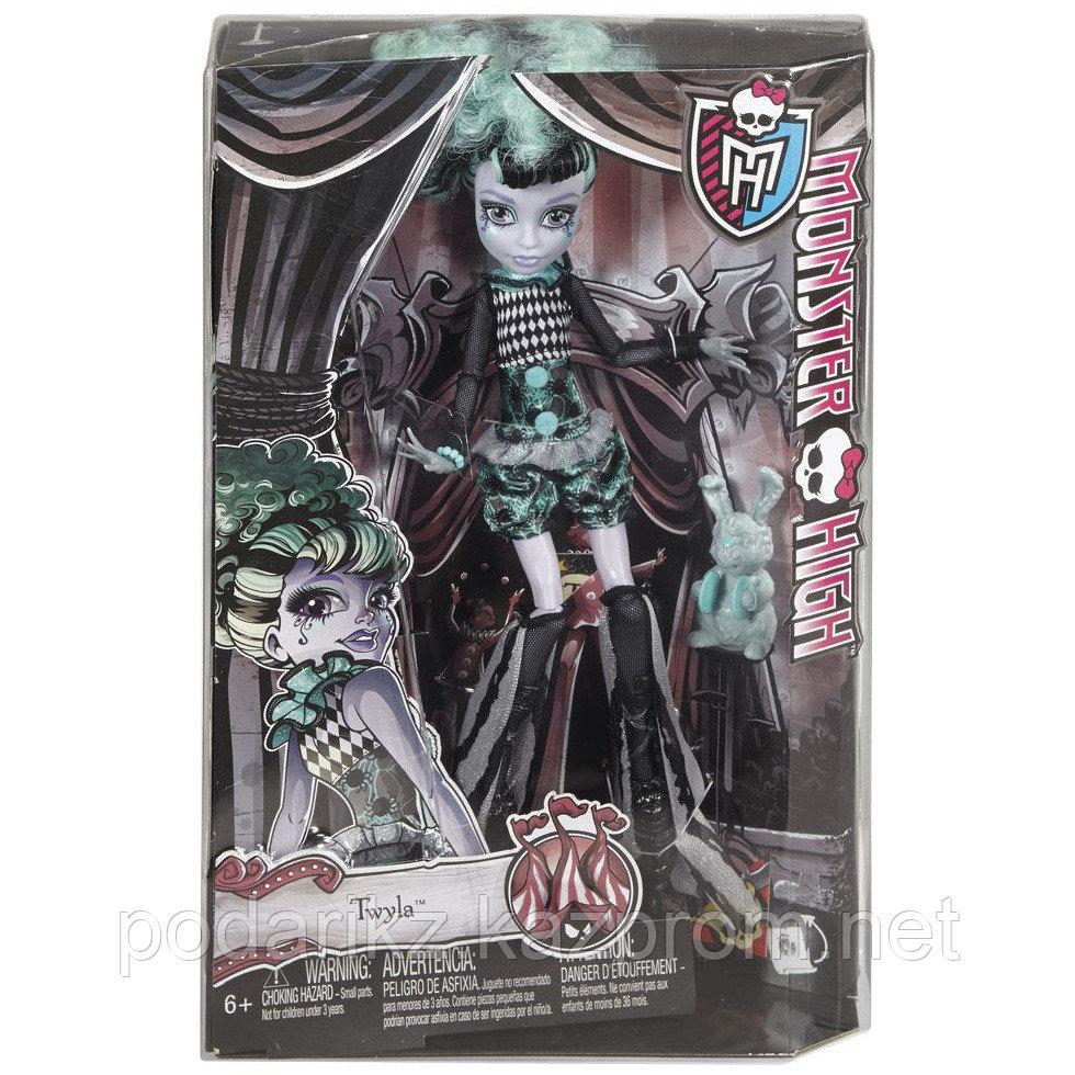 Кукла Монстр Хай Твайла, Monster High Freak du Chic - Twlya - фото 1