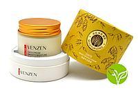 Крем для лица Venzen oats moisturizing cream с экстрактом овса 70 g (в картонном футляре)
