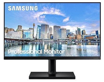 """Монитор LCD 24"""" Samsung F24T450FQI, (LED), черный"""