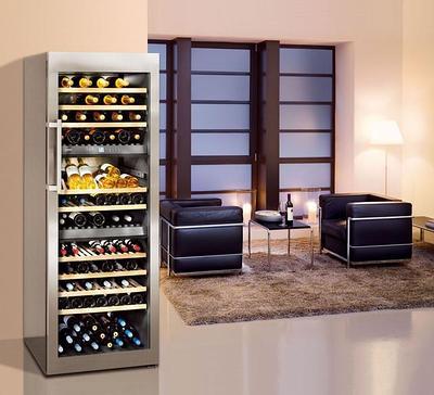 Винные холодильники Smeg