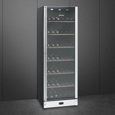 Отдельностоящие винные холодильники Smeg