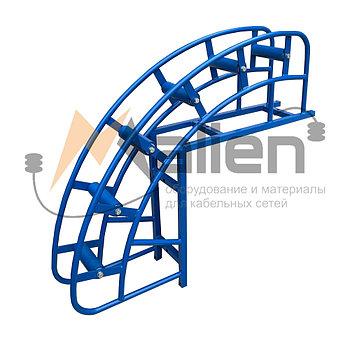 РКУ 6-150М Ролик кабельный угловой направляющий