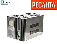 Стабилизатор напряжения электронный (релейный) 3 кВт - Ресанта ACH-3000/1-Ц