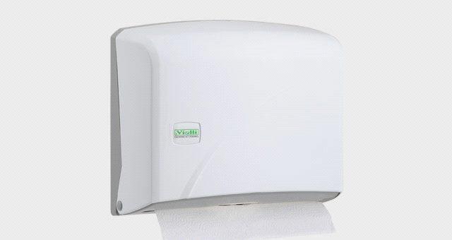 Диспенсер для бумажных полотенец