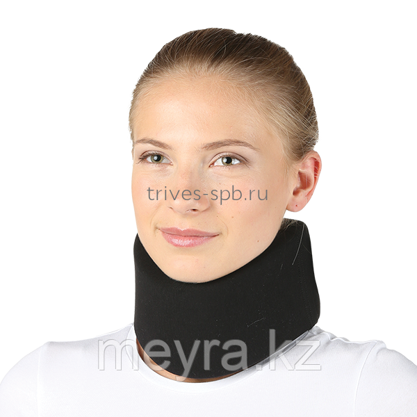 Бандаж на шейный отдел позвоночника для взрослых Evolution, 8 см