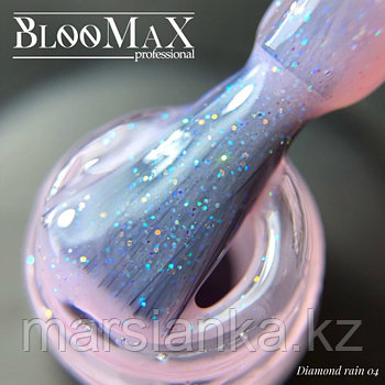 Гель лак BlooMax Diamond Rain №04