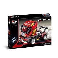Decool 33010 Конструктор Гоночный грузовик 2в1, 1051 дет. (Аналог LEGO)