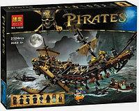 Bela Pirates 10680 Конструктор Корабль Безмолвная Мэри (Аналог LEGO 71042)